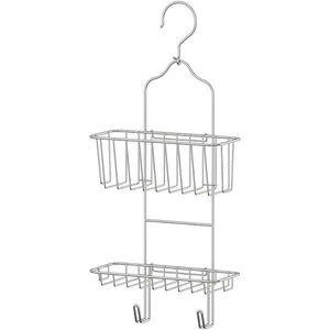 IKEA - IMMELN Shower caddy, two tiers, Zinc plated